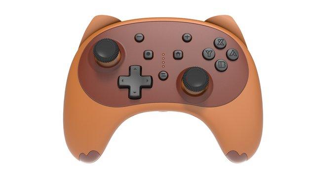 """Switch-Controller sahen noch nie so niedlich aus wie in diesem """"Animal Crossing""""-Look."""