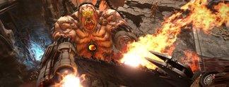 Doom Eternal: Spieler wollen keine Bethesda-exklusive PC-Version