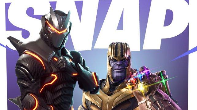 Fortnite - Crossover Event mit Avengers Infinity War startet morgen