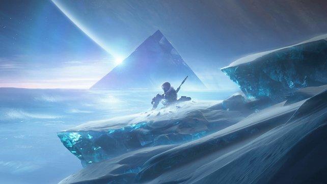 Auf dem Jupiter-Mond Europa wird die Reise von Destiny 2: Jenseits des Lichts beginnen.