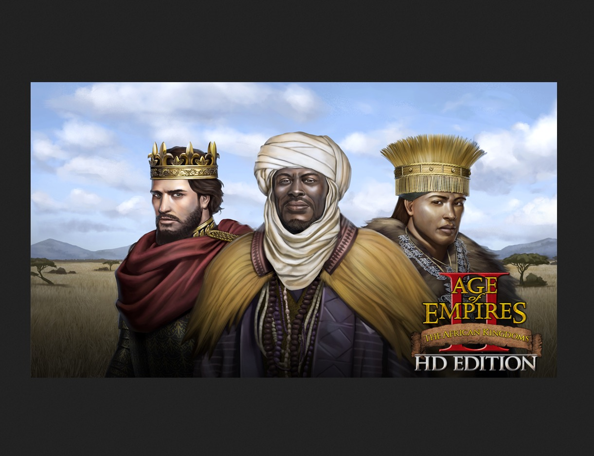 Age of Empires 2 - The African Kingdoms