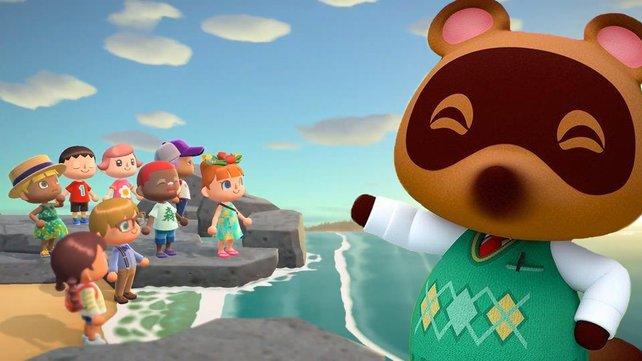 Animal Crossing: New Horizons erscheint am 20. März 2020.