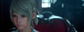 Final Fantasy 15: Neues Video mit Noctis und Luna