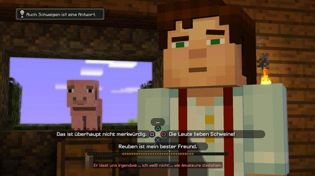 Minecraft Story Mode Nein Danke So Zerstört Man Eine Lizenz Test - Minecraft story mode deutsch spielen