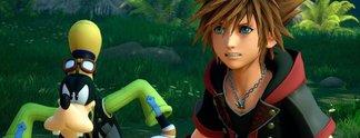 Kingdom Hearts 3: Critical Mode erscheint im Laufe des Tages
