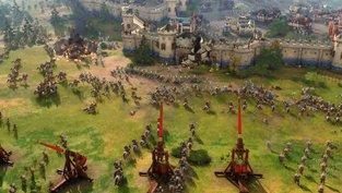 Erste Spielszenen aus dem Mittelalter