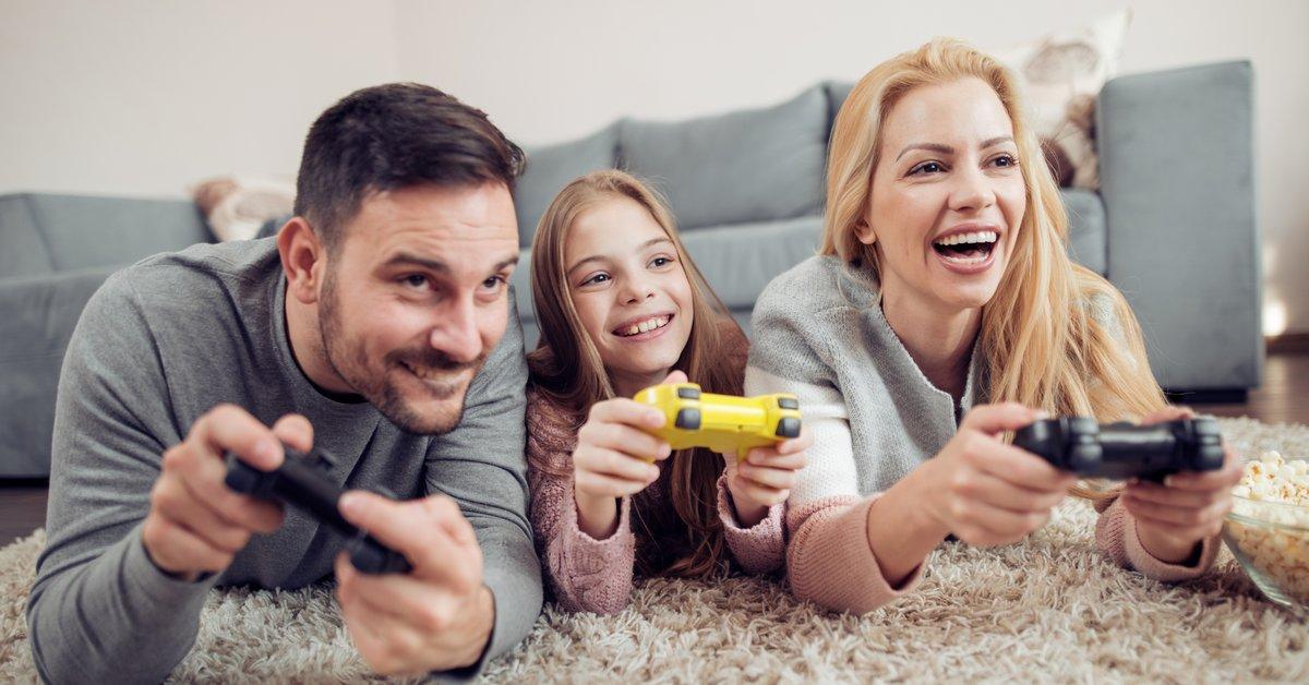 Zocken verbindet | Warum Games ein wunderbares Hobby für die ganze Familie sind