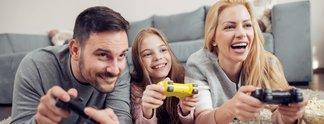 Specials: Warum Games ein wunderbares Hobby für die ganze Familie sind