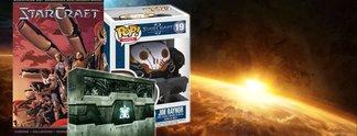 Gewinnspiel: Holt euch zum 20. Jubiläum dieses tolle Starcraft-Paket - **UPDATE: 09.04.2018**