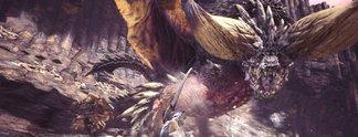 Monster Hunter - World bricht Verkaufsrekorde