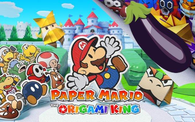 Paper Mario: The Origami King versteckt schmutzige Geheimnisse.