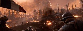 Battlefield 1: EA verschenkt ersten DLC für PC und Konsole
