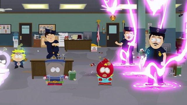 Die Superhelden aus South Park kehren bald zurück ... sofern euch die Systemanforderungen keinen Strich durch die Rechnung machen.