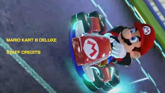 Der Abspann in Mario Kart 8 nervt euch? Wir erklären euch, wie ihr ihn überspringen könnt.