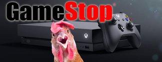 Xbox One X: Vergünstigt bei GameStop gegen alte Konsole und Spiele