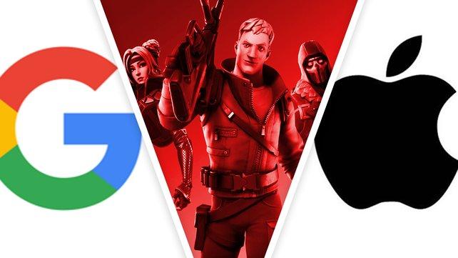 Der aggressive Kampf von Epic Games für mehr Fairness in der Gamingindustrie hat ein neues Level erreicht: Nun legt sich der Fortnite-Entwickler mit Google und Apple an.
