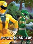 dsafPower Rangers - Battle for the Grid