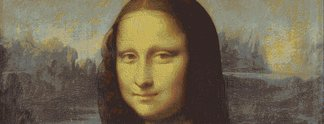 Panorama: Fan baut Mona Lisa mit Mario-Sprites nach