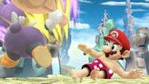 <span></span> Super Mario Odyssey: Fan baut halbnackten Mario in Super Smash Bros. für Wii U ein