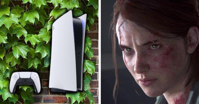La PS5 di The Last of Us sta attualmente attirando l'attenzione di tutti.
