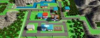 Pokémon: Kanto mit der Unreal Engine 4 nachgebaut