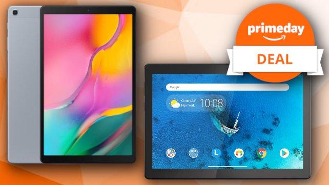 Holt euch Top-Tablets zu Sparpreisen am Prime Day!