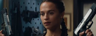 Tomb Raider: Die ersten Wertungen für die Verfilmung