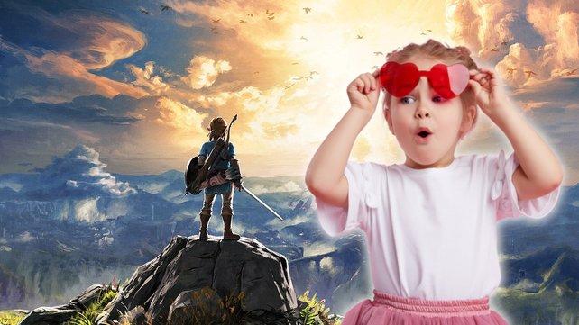 Eine Mod für Zelda: Breath of the Wild hat tolle Ideen. Bildquelle: Getty Images/ oshcherban