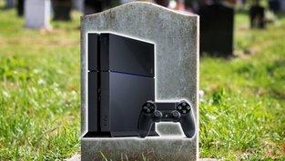 Friedhof der Spielekonsolen