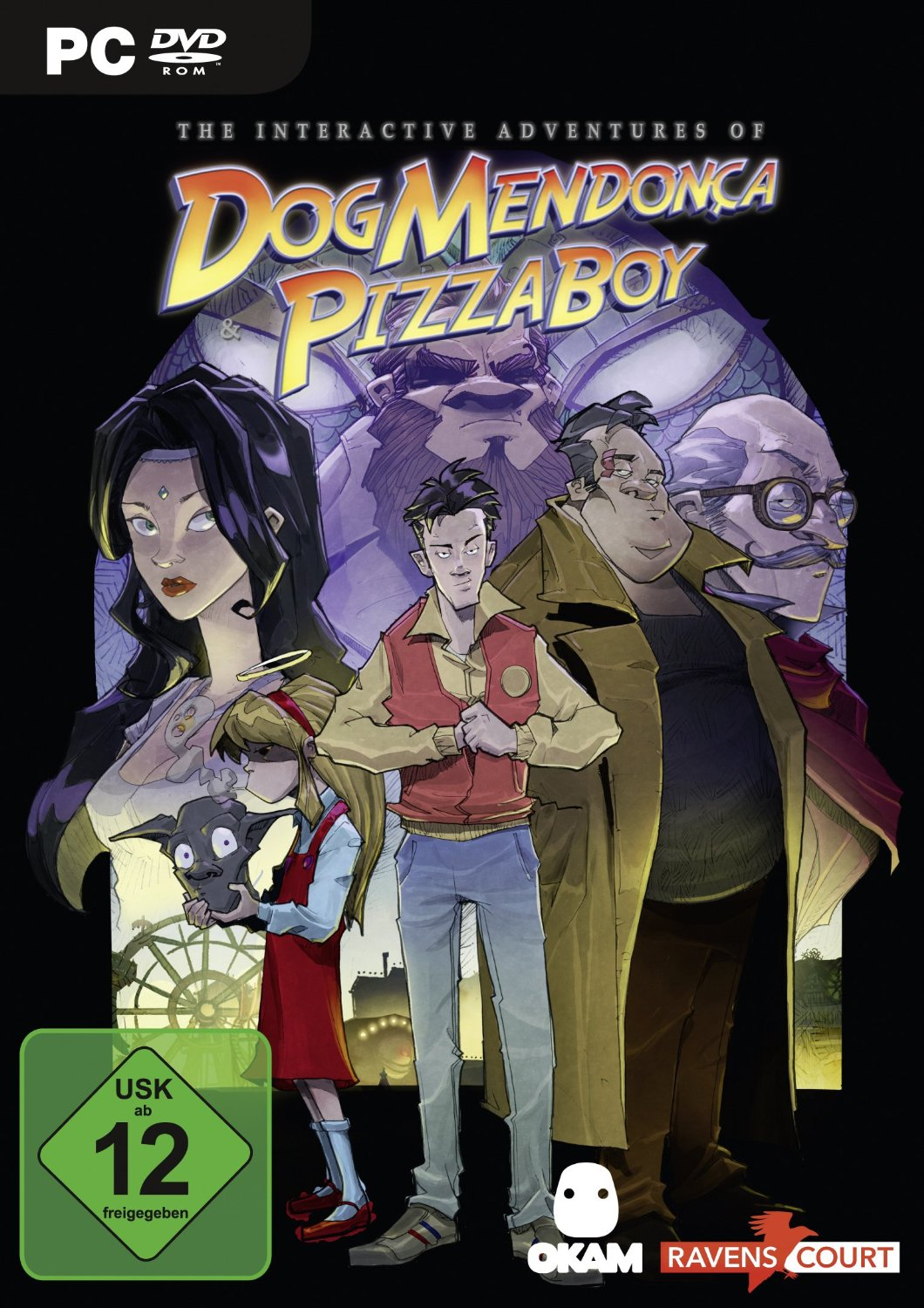The Interactive Adventures of Dog Mendonca
