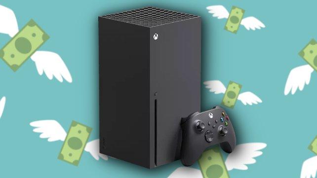 Der Energiesparmodus der Xbox Series X kann euch eine Menge Geld ersparen. (Bildquelle: nadia_bormotova)
