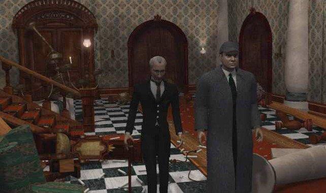 2002 läutete Frogware eine neue Ära der Sherlock-Holmes-Spiele ein.