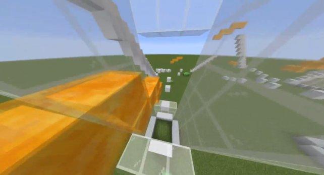 Mirror's Edge in Minecraft? - Das neue Update macht es möglich.