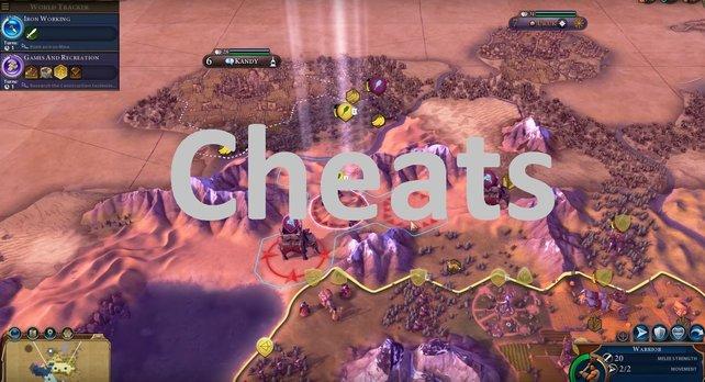 Braucht ihr zu Civilzation 6 Cheats und Konsolenbefehle? Wir beliefern euch mit den Codes.