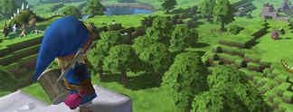 Dragon Quest Builders: Square Enix kündigt Mincraft-ähnliches Spiel an