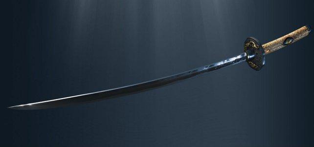 Orochi - Spezialwaffe: Das Katana