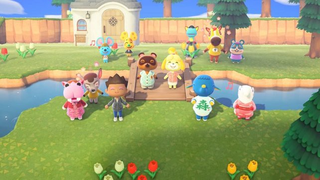 Es gibt fast 400 Bewohner in Animal Crossing: New Horizons.