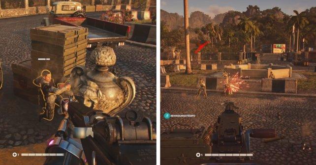 Ein Offline-Multiplayer-Modus mit Splitscreen gibt es in Far Cry 6 leider nicht.
