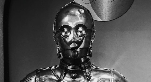 Irgendwann hat selbst der unschuldig blickende C-3PO genug.