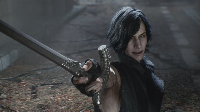 Devil May Cry 5 im Sale.
