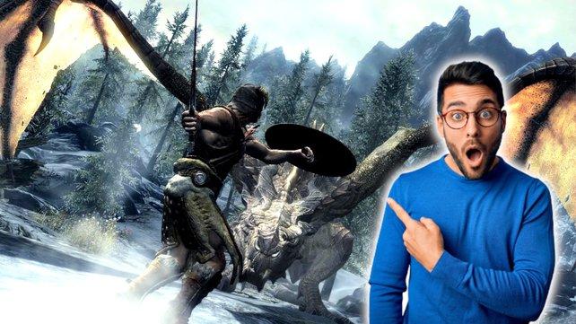 Auch nach 1.000 Stunden Spielzeit entdecken Spieler in Skyrim neue Dinge.