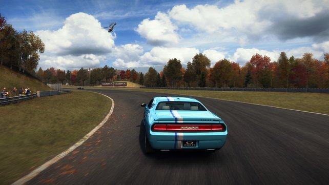 Grid Autosport überzeugt mit seiner detailreichen Optik.