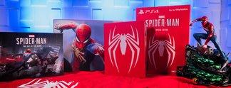 """Holt euch besondere """"Spider-Man""""-Editionen und coole Shirts - **UPDATE 4.10.2018**"""