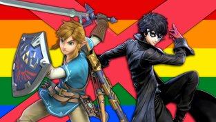 Japanische Spiele haben ein Homophobie-Problem