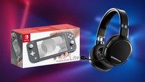 Switch Lite + Wireless-Gaming-Headset zum Bestpreis