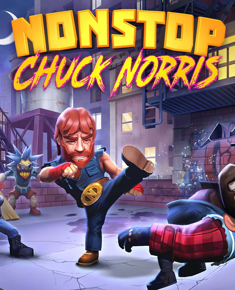 Nonstop Chuck Norris