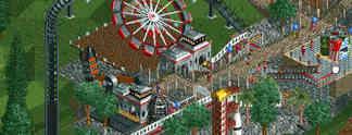 RollerCoaster Tycoon: Aufbau-Klassiker für iOS und Android erhältlich
