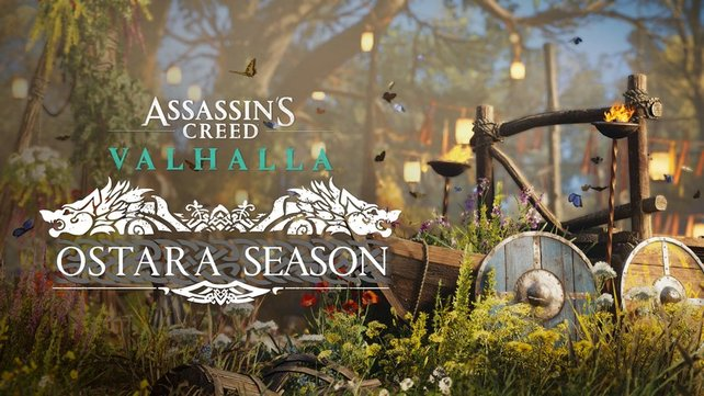 Die Ostara Season hält Einzug in Assassin's Creed: Valhalla