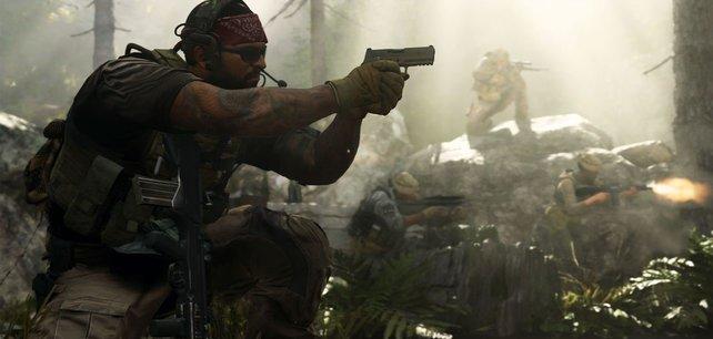"""Ein """"Battle Royale""""-Modus fehlt in der Riege der Multiplayer-Modi bisher."""