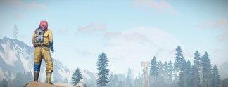 Rust   Der Survival-Hit kommt für PS4 und Xbox One